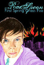 First Spring Grass Fire