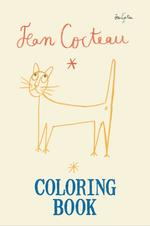 Jean Cocteau Coloring Book