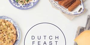 Dutch Feast shortlisted for Taste Canada Award