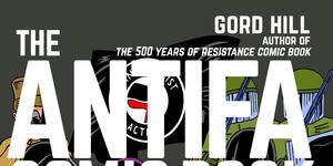 Gord Hill talks about antifa with Time.com