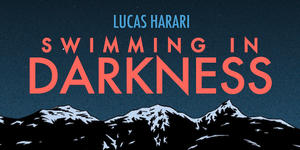 Swimming in Darkness featured in The Comics Beat's graphic novels fall preview