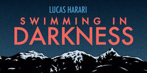 The graphic novel Swimming in Darkness featured in the Hollywood Reporter