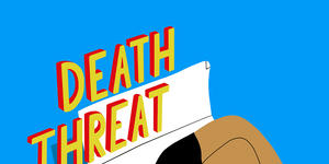WATCH: Death Threat creators Vivek Shraya and Ness Lee interviewed by VICE Canada