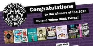 Aaron Chapman and Ivan Coyote win BC Book Prizes