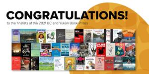 Amber Dawn and Eve Lazarus: BC and Yukon Book Prize finalists
