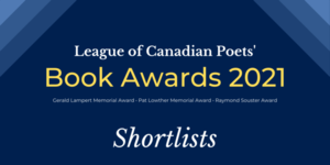 Cicely Belle Blain and Jillian Christmas: League of Canadian Poet Award finalists
